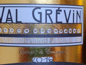 Val Grevin label